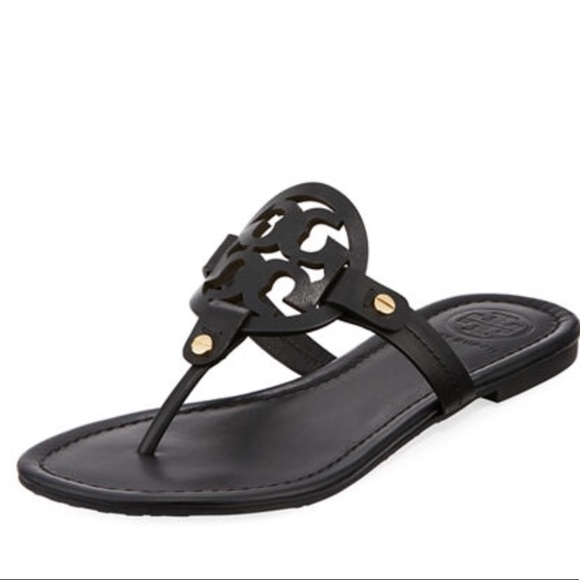 99c683d36fde M 5b1089a92ae12f7c3534e1ad. Other Shoes you may like. Tory Burch Miller  Sandals Patent Leather Black